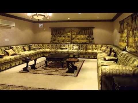 كنبات مجالس رجال ونساء فخمة مغربي وخليجي قصر الديكور Furniture Ceiling Design Home
