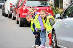 Foto: Verkehrssicherheitswoche in Duderstadt ist gestartet.