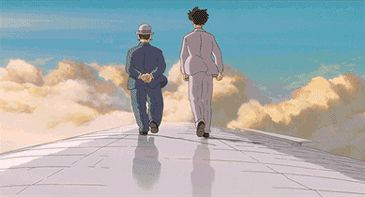 Just one month until you wake up and see The Wind Rises. In theatres everywhere on February 28th.