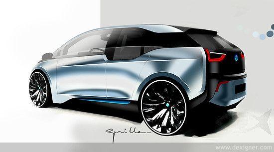 BMW i3 04