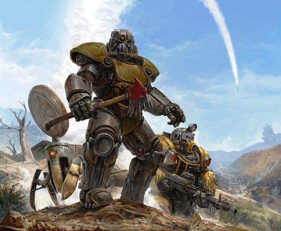 フォール アウト 76 ツイッター クライオレーター Fallout76