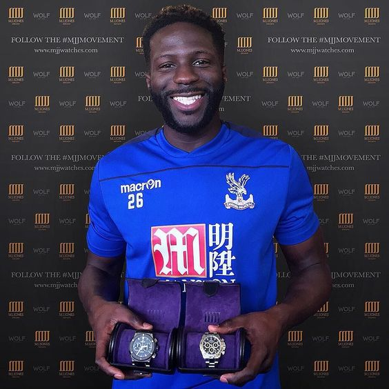 Always a pleasure with @Baky_Sako  Enjoy your new #Watches pal  #CPFC