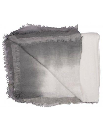 Repeat 74109 Damen Tuch weiß