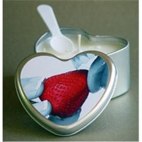edible massage candle strawberry
