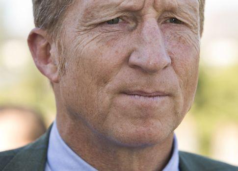 Steyer Successfully Buys Keystone Opposition