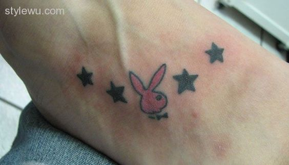 awesome 30 Playboy Bunny Tattoos Which Look Sexy