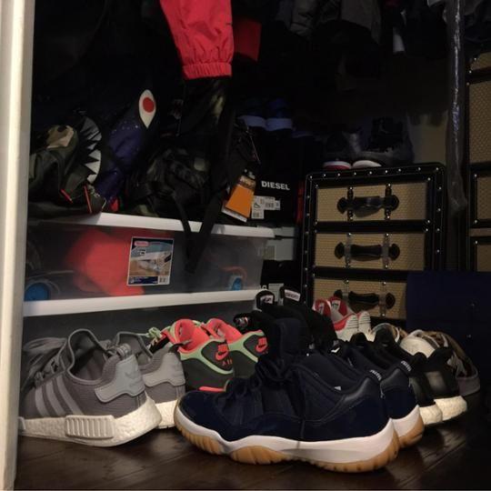 Closet of Heat (Rotation Week)
