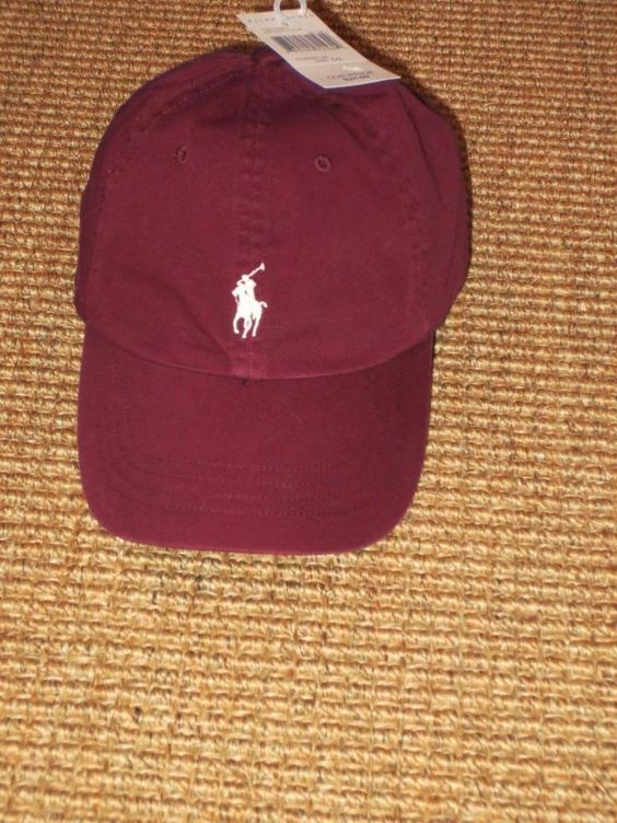 Baseball Caps Polo Ralph Lauren And Ralph Lauren On Pinterest