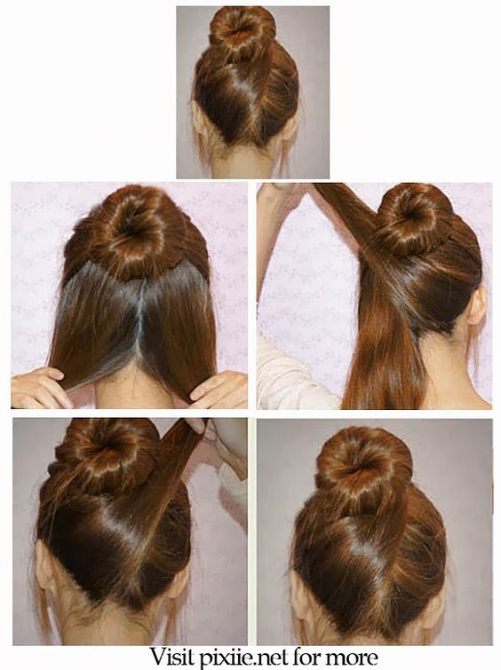 Stupendous Braided Hairstyles Hairstyles And Hair On Pinterest Hairstyle Inspiration Daily Dogsangcom