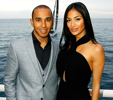 Nicole Scherzinger's boyfriend of five years, British Formula One driver Lewis Hamilton, recently hinted that he might propose to the former Pussycat Doll in the next year or so.