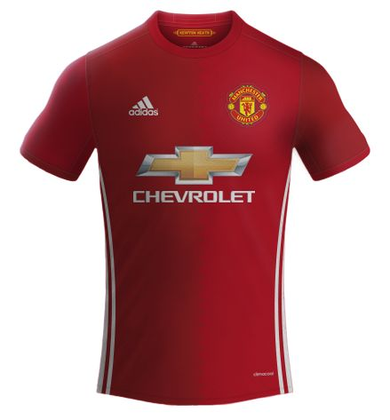 manchester united adidas jersey 2015/16