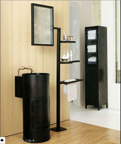 Muebles De Baño Reciclados:muebles para baños pequeños reciclados – Buscar con Google