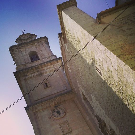 #bocairent #visitbocairent #tourisme #serramariola #valldalbaida una perspectiva ben diferent del nostre altiu campanar...ahi queda això! by xavpassol