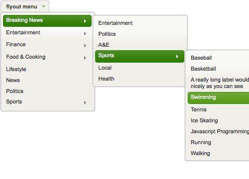 Drop-Down Menu: 30+ Useful Scripts to Enhance Header Navigation