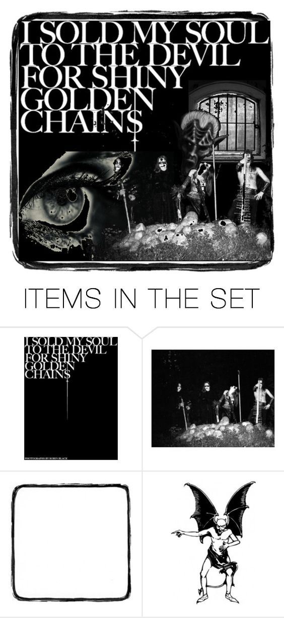 """Sell My Soul"" by kikitheoriginalpirate ❤ liked on Polyvore featuring art, soul, devil and dark"