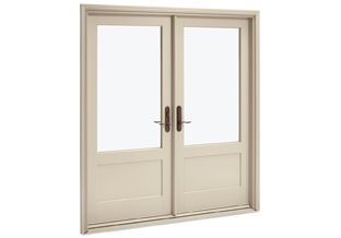 Marvin sliding french doors french patio doors for Marvin ultimate swinging screen door
