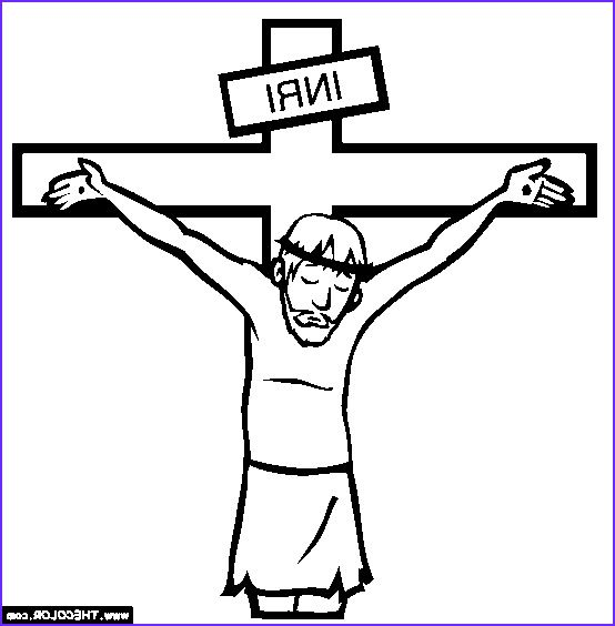 45 Elegant Stock Of Crucifixion Coloring Pages In 2020 Coloring