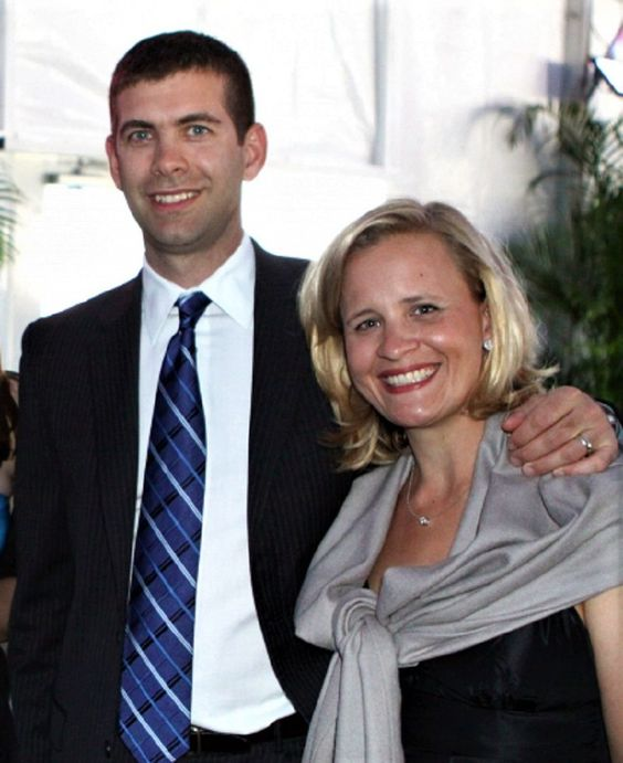 Tracy Stevens Is The Beautiful Wife Of Brad Stevens Who S The Head Coach Of The Nba S Boston Celtics Keep Reading To Learn More About T Steven Steven S Tracy