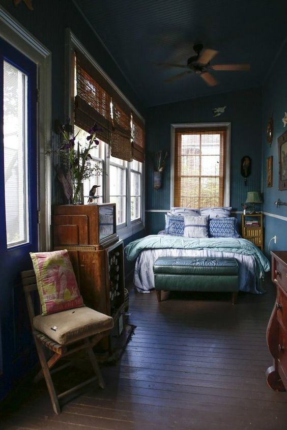 House Tour: A Moody & Mysterious New Orleans Home