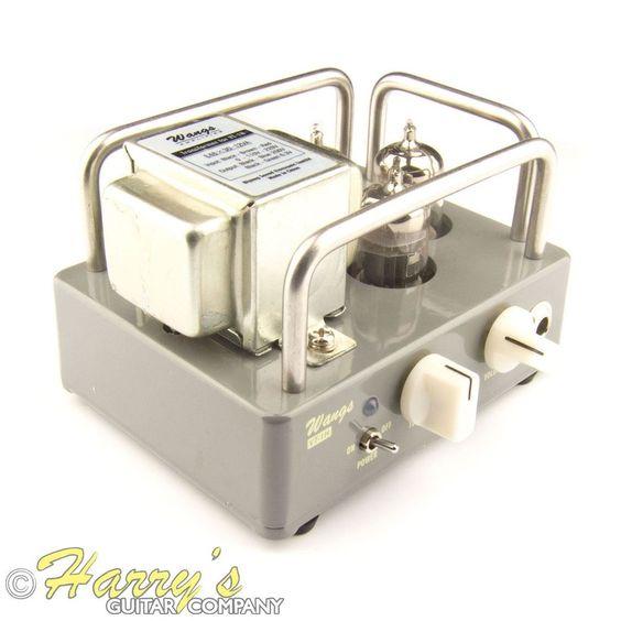 wangs vh 1h mini tube amp head 1 watt guitar amplifier low watt guitar and minis. Black Bedroom Furniture Sets. Home Design Ideas