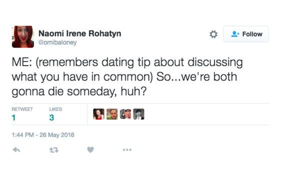 27 Hilarious Tweets About Dating That Are Too Real For Anyone Single (Slide #64) - Offbeat