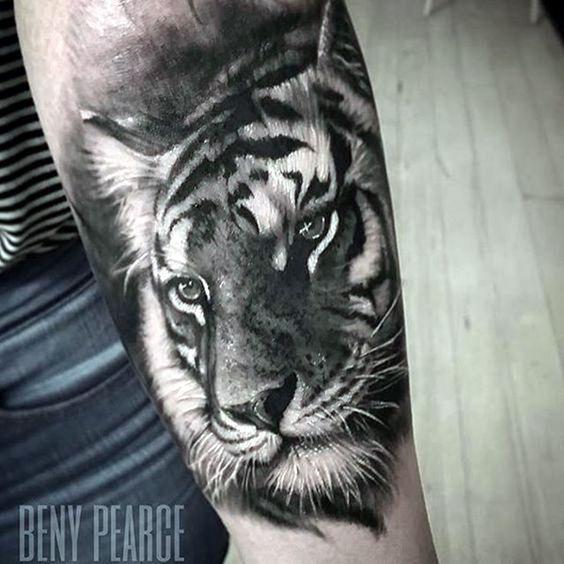 Tiger Tattoo Designs (10)