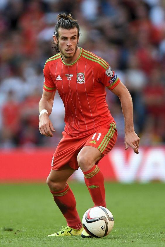 Gareth Bale, Wales.