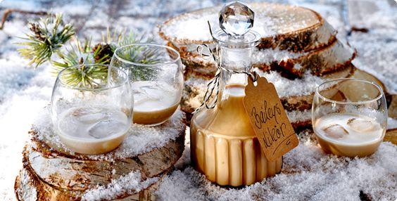Rezept: Irish Cream Likör