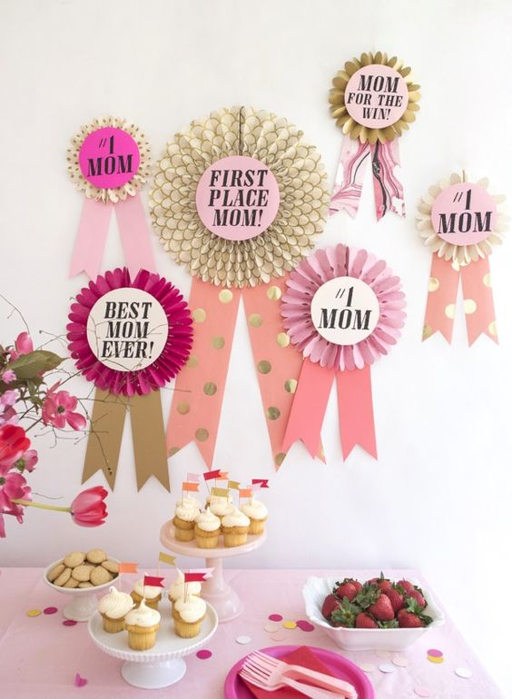 Oversize Mother's Day Awards DIY | Oh Happy Day! | Bloglovin'