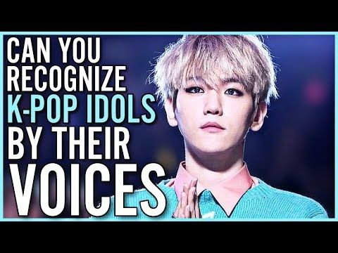 Guess Kpop Idols By Their Voices Kpop Idol Kpop Idol
