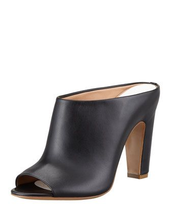 Thursday, January 31st: Maison Martin Margiela Leather Slide Bootie, 212 872 8940