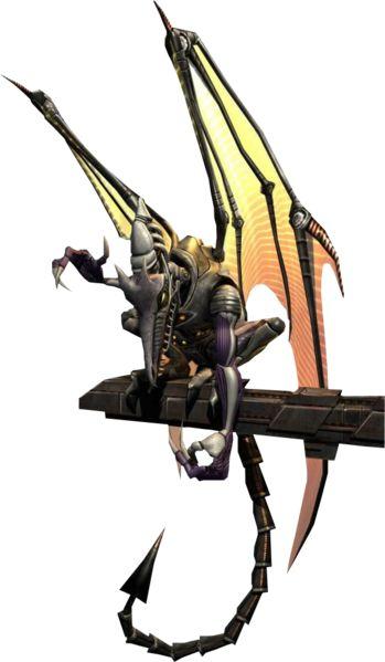 Meta Ridley (Metroid Prime 3: Corruption)
