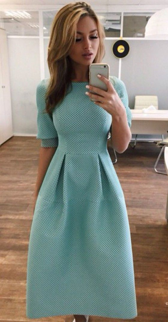 43 best images about My Style on Pinterest | Turquoise dress ...