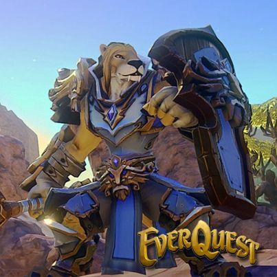 """A Sony Online Entertainment confirmou o desenvolvimento de um novo """"EverQuest"""", uma das séries mais famosas de jogos RPG, """"EverQuest Next"""" chegará aos PCs gratuitamente e ainda não tem data de lançamento confirmada. Uma das principais novidades que o game irá trazer é a inclusão de ambientes totalmente destrutíveis, como no game """"Minecraft"""". Bateu ansiedade?  www.nagem.com.br"""