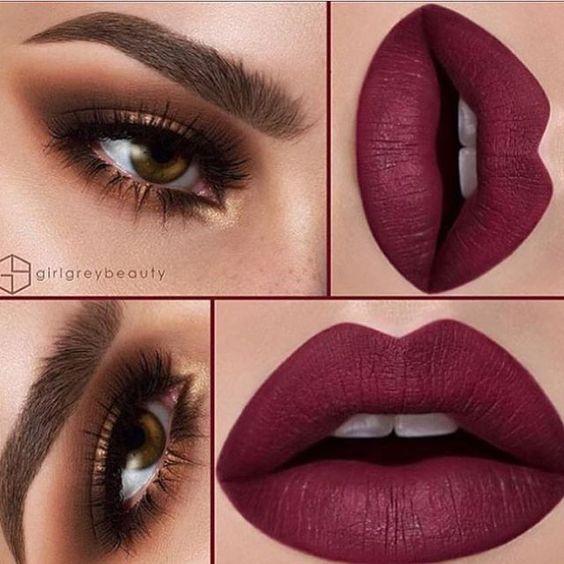 """ This girl is amazing! And so creative... We love @girlgreybeauty  go show her some love  #makeupartistsworldwide #mua #instaeyes #nyxcosmetics…"""