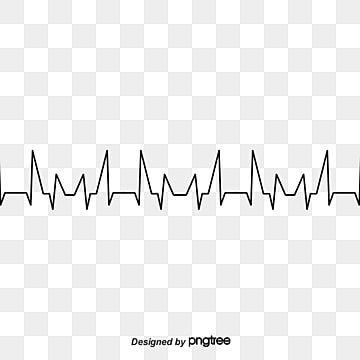 خط أسود القلب نبض القلب المرسومة نبض القلب خط نبضات Png وملف Psd للتحميل مجانا In 2021 Psd Noir