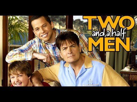 Dois Homens E Meio Dublado Ao Vivo Youtube Com Imagens Dois