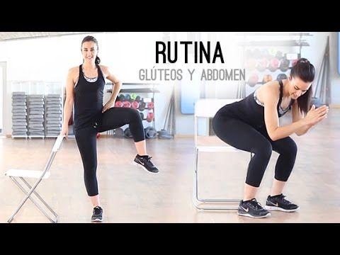 Rutina ejercicios de gl teos y abdomen 20minutos for Rutina fitness