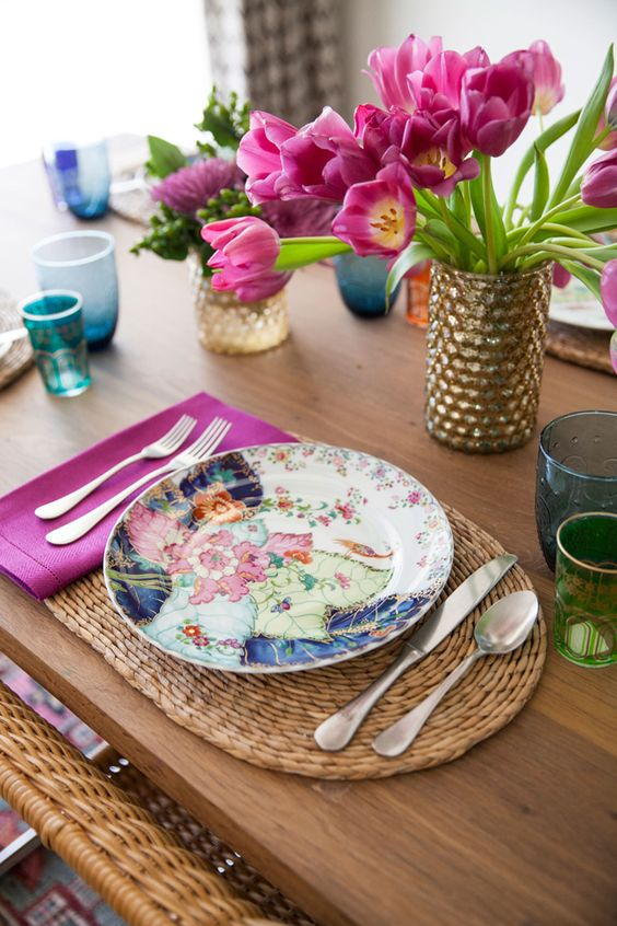 table setting | Caitlin Moran Interiors