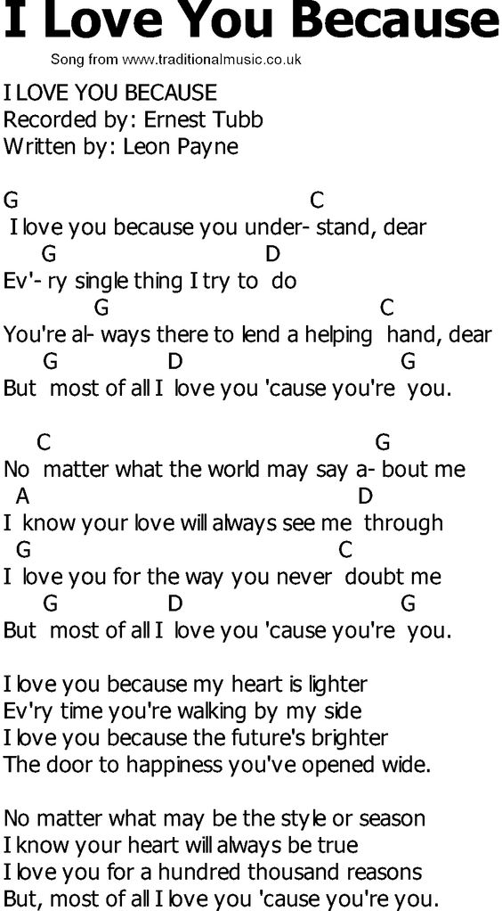love country i love you love you love songs the simple love quotes for ...