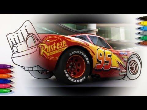Como Desenhar Relampago Mcqueen Carros 3 Draw Lightning Mcqueen Youtube Lightning Mcqueen Relampago Mcqueen Mcqueen