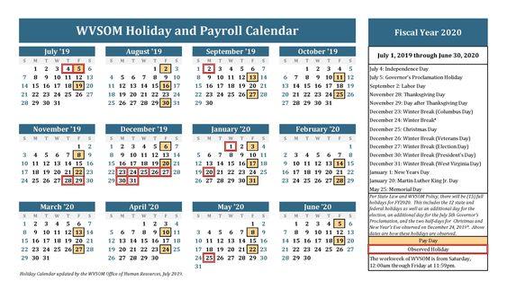 Financial Services Center Payroll Calendar 2021 Veterans Affairs Payroll Calendar 2021 In 2021 Vacation Calendar Holiday Calendar Period Calendar