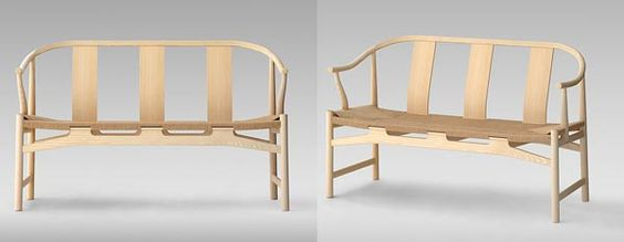 Hans J Wegner The CHINESE BENCH pp 266