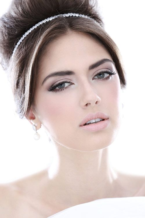 Remarkable Recogidos On Pinterest Chongos Bridal Looks And Cabello Largo Hairstyles For Women Draintrainus