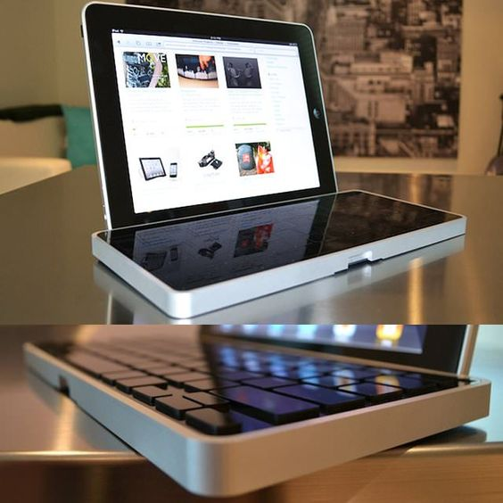 Levitatr Bluetooth Keyboard - lifestylerstore - http://www.lifestylerstore.com/levitatr-bluetooth-keyboard-3/