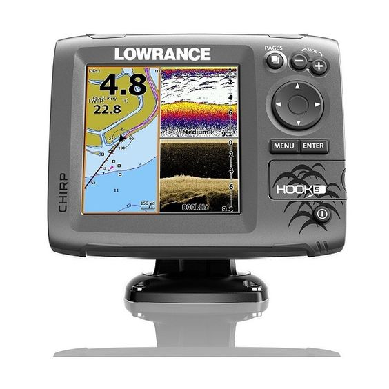 lowrance hook-5 ice machine, best ice fishing fish finder | fish, Fish Finder