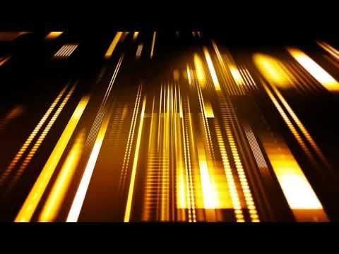 2k Yellow Abstract Animation Motion Background Animated Video