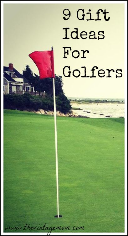 9 Gift Ideas For Golfers