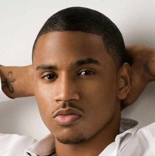 Buzz Cut for Black Men, Trey Songz