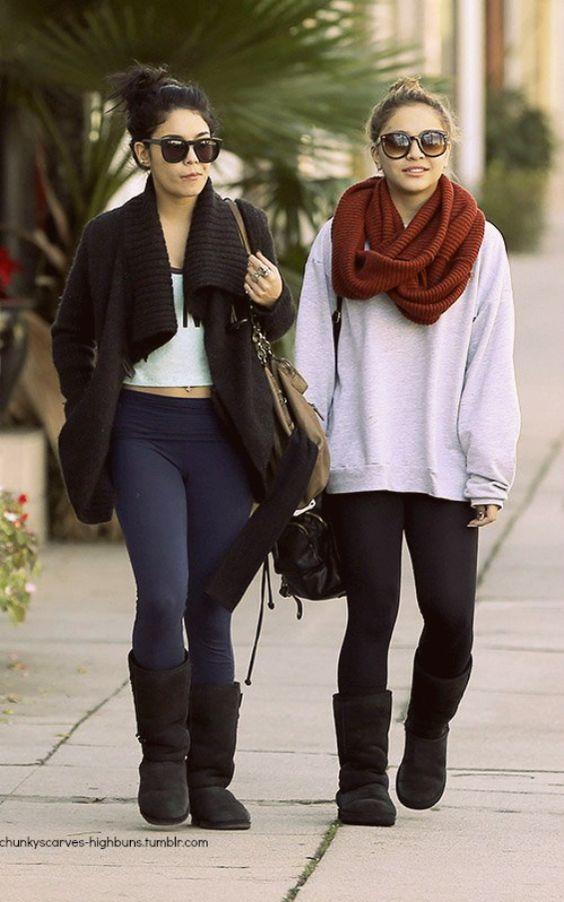 Vanessa Hudgens And Stella Hudgens Ootd Pinterest